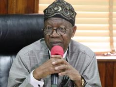 Lai Mohammed, Minister of Information