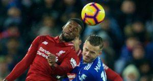 Liverpool vas Leicester, a battle