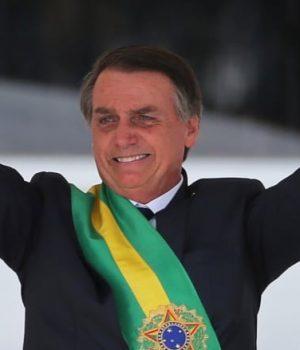 New Brazilian President Jair Bolsonaro