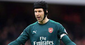 Petr Cesc, Arsenal goalkeeper
