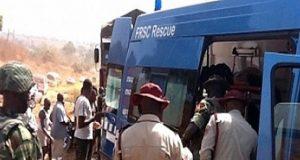 Road accident along Bauchi-Kano Highway