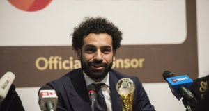 Mohamed Salah wins CAF Award