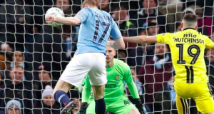 Burton Albion suffer heaviest defeat in recent time