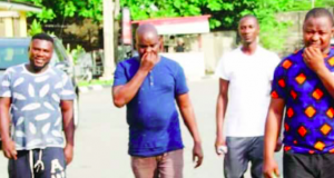 Dangote employees jailed for five years each