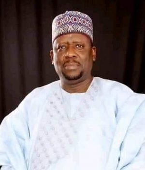Senator Saidu Umar Kumo