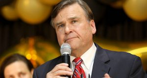 US ambassador to Nigeria, Stuart Symington,