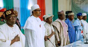 Tinubu, Buhari, Oshiomhole and others
