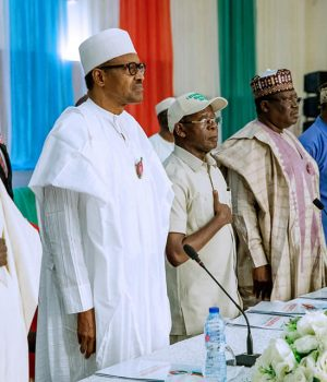 Tinubu, Buhari, Oshiomhole and others