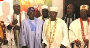 Tinubu and the Obas