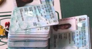 Voter cards