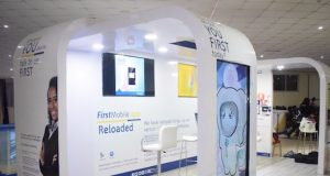 FirstBank's White Lounge