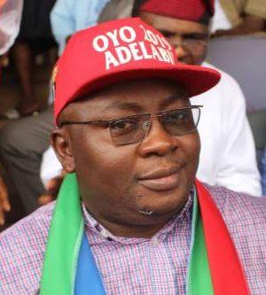 Adebayo Adelabu, Oyo APC Governorship candidate