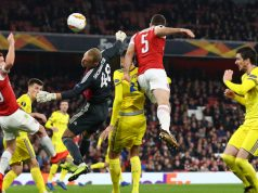 Arsenal beat Bate Borisov 3-0
