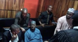 Babachir Lawal in court