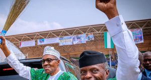 Buhari and Osinbajo
