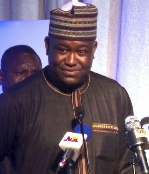 Gbenga Olawepo-Hashim, Peoples Trust Presidential candidate