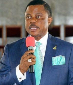 Gov. Willie Obiano of Anambra