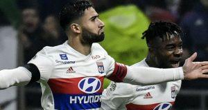 Lyon beat PSG