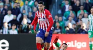 Alvaro Morata first outing in Atletico Madrid marred by defeat