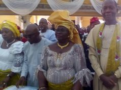 Gaius Obaseki, wife and others