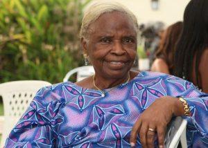Olubisi Osinbajo , VP Osinbajo's mum
