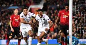 PSG shock Man United at Old Trafford