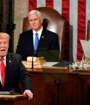 President Trump delivers State of the Union address