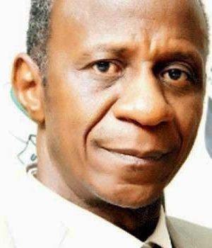 Prof. Suleiman Bogoro, TETFund Scribe