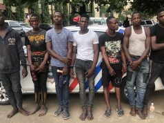 Armed robbers arrested by RRS operatives