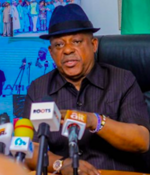 Uche Secondus, PDP Chairman