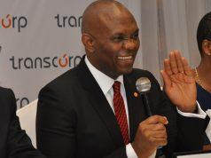 Tony Elumelu, Chairman, Transcorp Plc