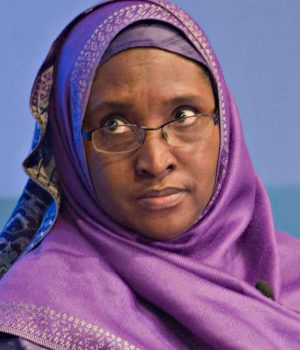 Zainab-Ahmed, Finance Minister