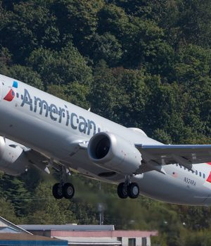 American Airlines Boeing 737 Max 8,