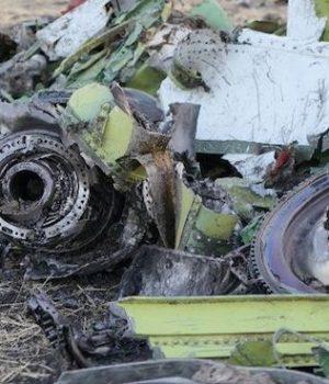 Crashed Ethiopian Airlines