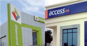 Diamond Bank and Acess-Bank