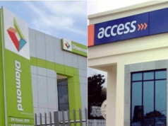 Diamond Bank and Acesss-Bank