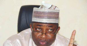 Gov. Mohammed Abubakar of Bauchi