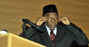 Justice Ibrahim Muhammad-Tanko