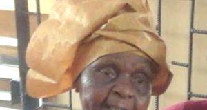 Late Margaret Umunna Edeyi