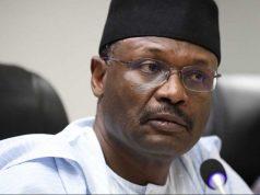 Mahmood Yahaya, INEC Boss