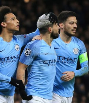Man City Crush Schalke 7-0