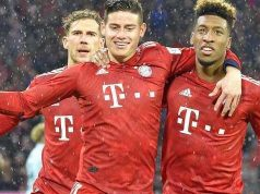 Bayern thrash Mainz at Allianz Arena