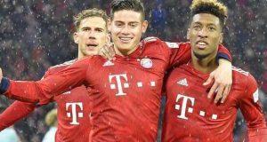 Bayern thrash Mainz at Allianz Arena