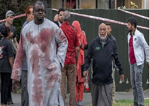 Lateef Alabi, one of the Imams in the New Zeland mosque