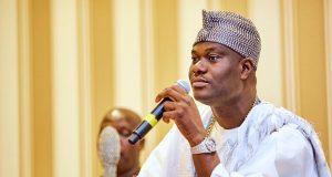 Ooni of Ife, Oba Enitan Ogunwusi,
