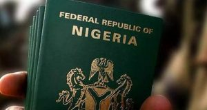 Nigeria's passport