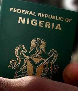 Nigeria's passport