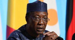 President Idriss Debby
