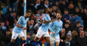 Raheem Sterling puts Man City ahead of Watford