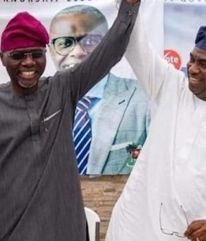 Sanwo-Olu and Hamzat
